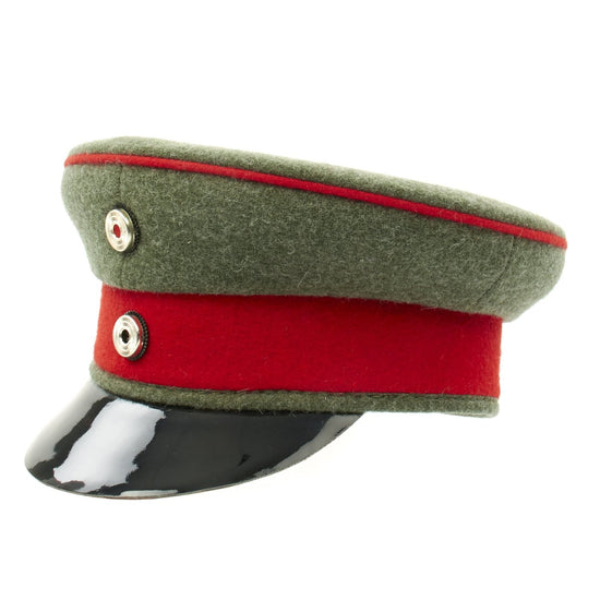 German WWI M1910 Officer Visor Cap