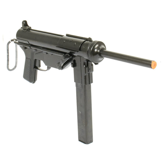 Original U.S. WWII M3A1 New Made Display Grease Gun - Non-Firing