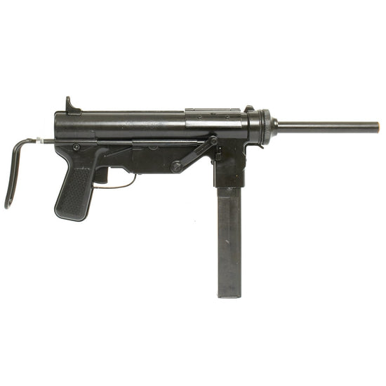 U.S. WWII M3 New Made Display Grease Gun - Non-Firing