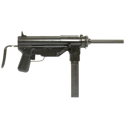 U.S. WWII M3 New Made Display Grease Gun - Non-Firing International Military Antiques