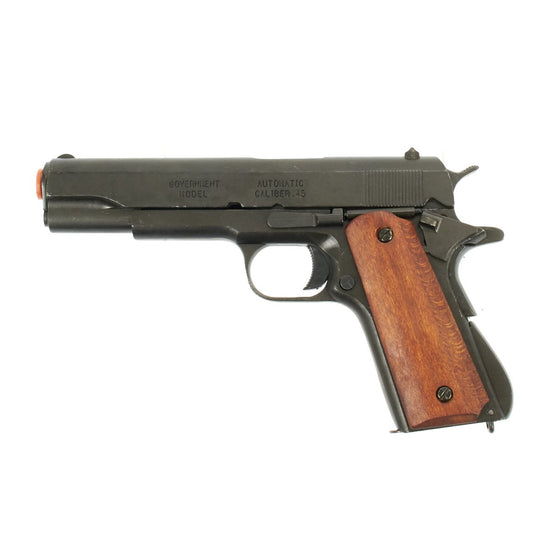 U.S. WWII M1911 .45 Caliber Display Pistol - Non-Firing International Military Antiques