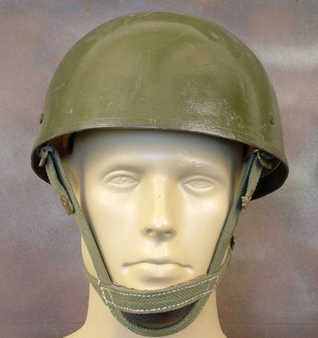 British WWII Pattern Paratrooper Helmet Original Items