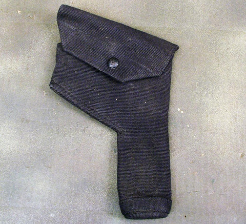 British Northern Ireland Black Webb Browning Hi-Power Holster