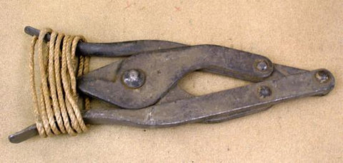 British WW2 Army Wire Cutter: Light Duty
