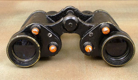 British Officer Binocular: WWII Era Original Items
