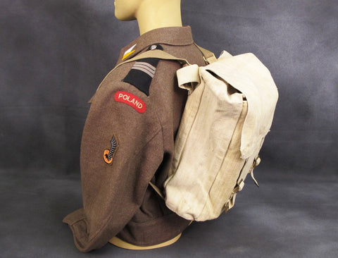 British WW2 Pattern 38 Web Infantry Large Pack