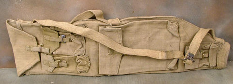 Bren Gun Barrel & Spare Parts Carrier: WWII Issue