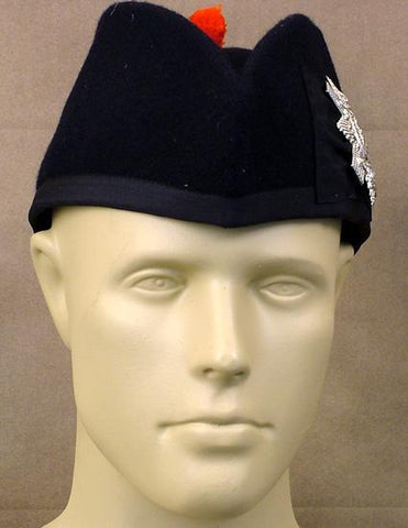 British Glengarry Cap: Black Watch