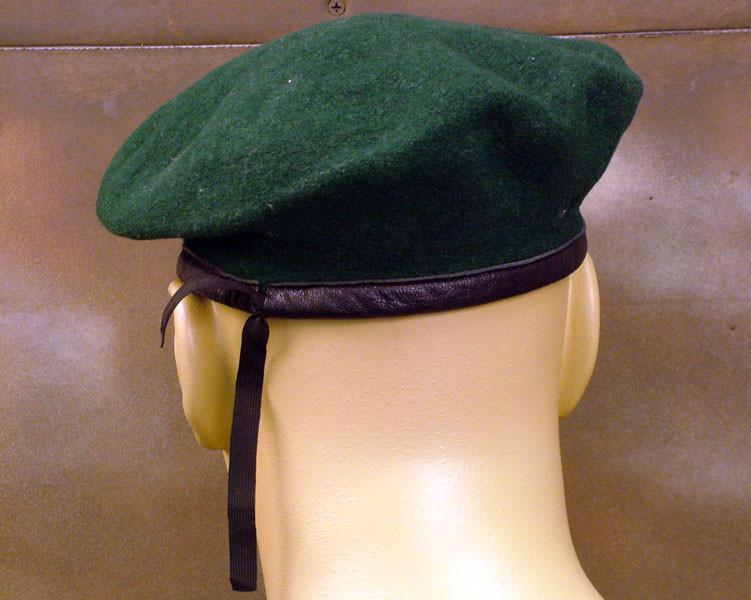 british beret royal marine regiment  wwii style