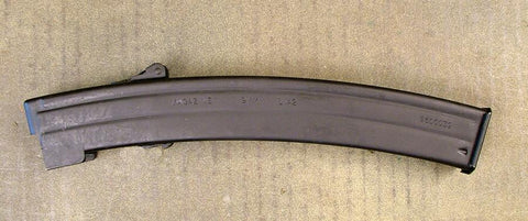 UK Military Clamshell Sterling SMG Magazine: Like New!