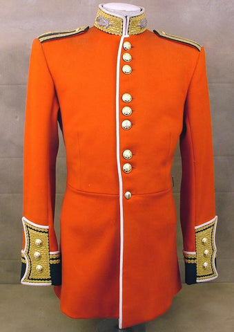 Scottish Gaurds Officer's Parade Tunic Original Items