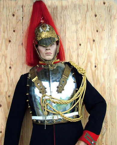 British Household Cavalry Uniform Set: Royal Horse Guard