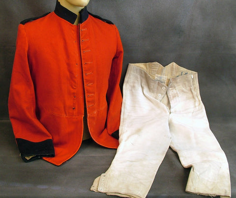 British Household Cavalry Uniform Life Guards: Two Piece Set (Grade 2)