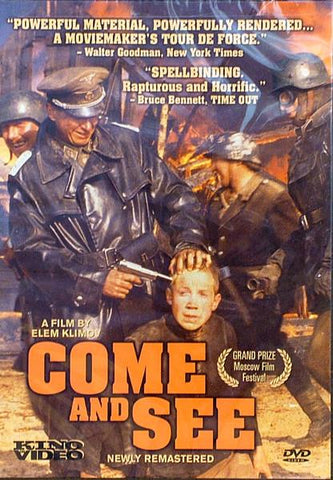 Film: Come and See (DVD)