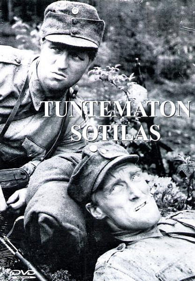 Film: Tuntematon Sotilas-The Unkown War (DVD)