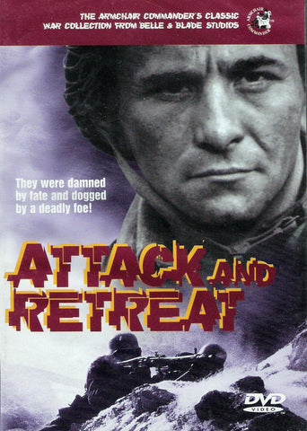 Film: Attack & Retreat (DVD)