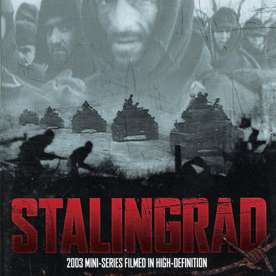 Film: Stalingrad the Documentary in HD (DVD) New Made Items