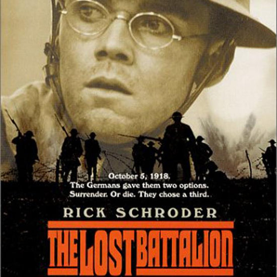 Film: The Lost Battalion (DVD)