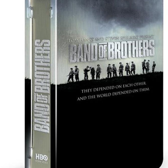 Film: Band of Brothers- Collector Edition (DVD)