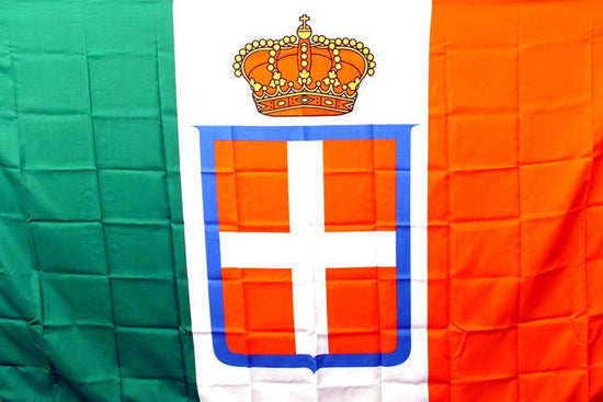Flag: Italian Royal Navy 1848-1946 New Made Items