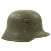 show larger image of product view 24 : Original WWI Austro-Hungarian M17 Stahlhelm Steel Helmet - Size 64 Original Items