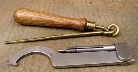 Madsen LMG Tool Set Original Items
