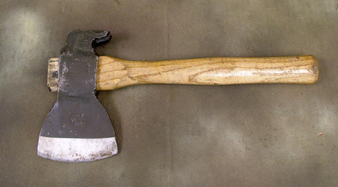 German WW2 type & Post War Military Issue Hatchet, Hammer, Nail Pull
