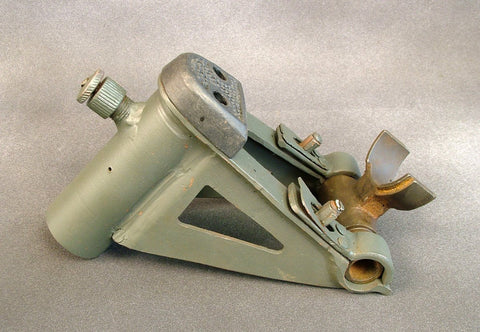 German MG 34 Early Anti Aircraft Mount Head Assembly: MG 13 Compatible