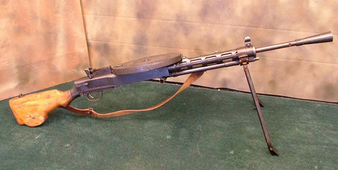 Russian DP 28 Dummy Light Machine Gun