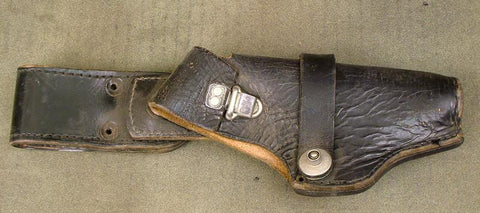 Original West German PP/PPK Police Swivel Holster