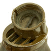 show larger image of product view 8 : Original Italian WWII M33 Gas Mask with Filter and Canister Original Items