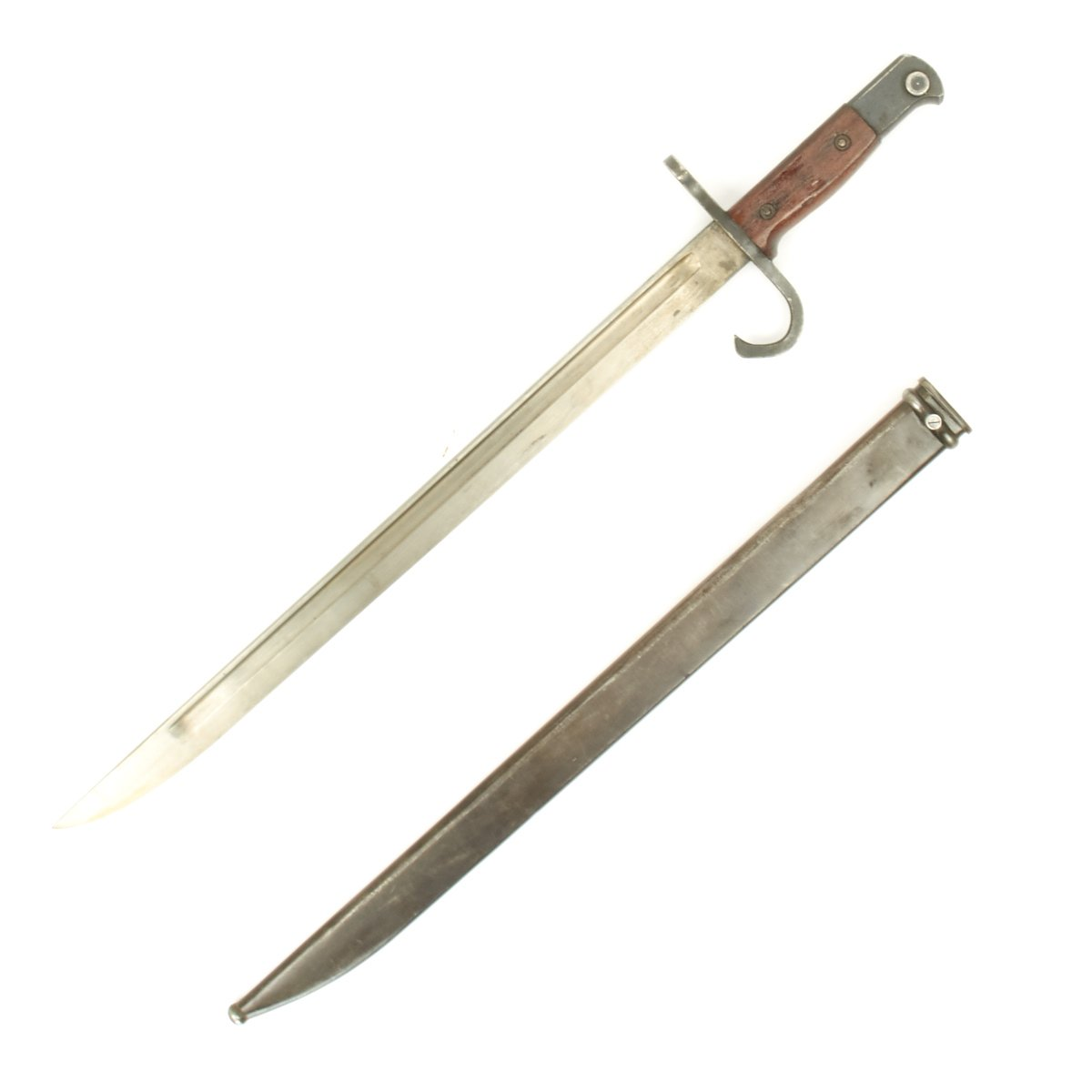 Original Japanese WWII Early Pattern Arisaka Type 30 Bayonet with
