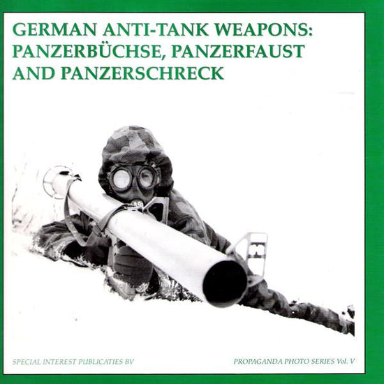 Book: German Anti-Tank Weapons New Made Items