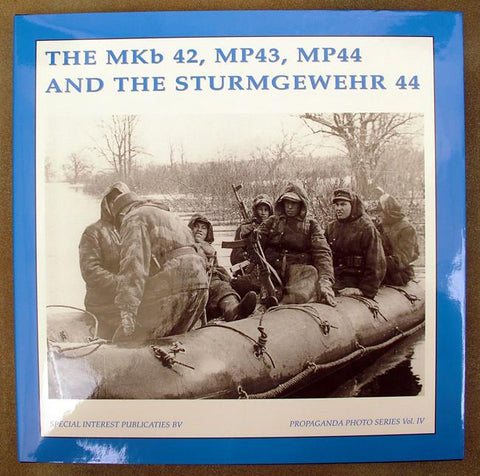 Book: The MKb, MP43, MP44 & Sturmgewher 44