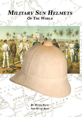 Book: Military Sun Helmets of the World New Made Items