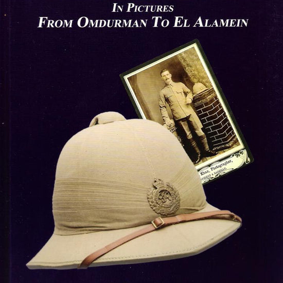 The Wolseley Helmet in Pictures- From Omdurman to El Alamein- Hardcover New Made Items