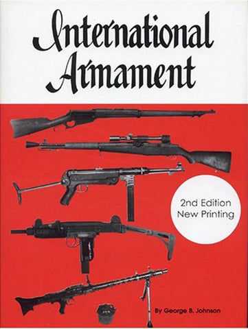 Book: International Armament (Volume 1 & 2) (Hardcover)