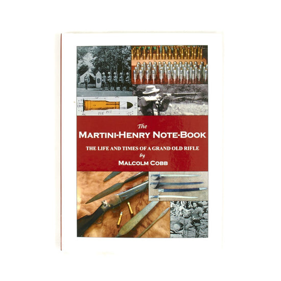 The Martini-Henry Notebook Hardcover