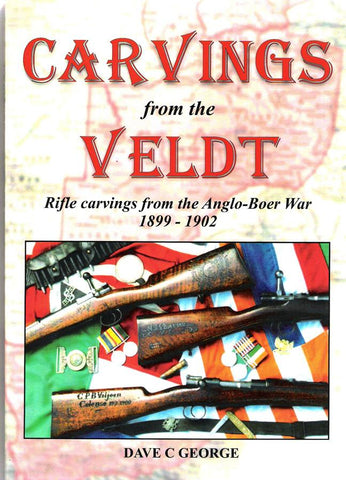 Book: CARVINGS from the VELDT: Part One