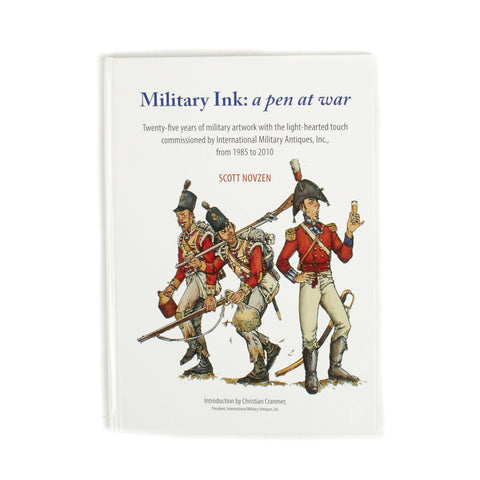 Book- Military Ink: a pen at war New Made Items