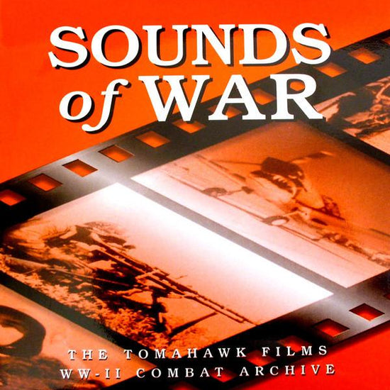 The Sounds Of War Audio Recording: Cassette