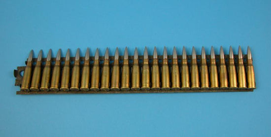 Lebel Dummy Cartridges in 24-Rd Feed Strip Original Items