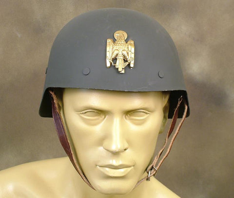 Spanish Civil War Modelo 21 M-1921 Steel Army Helmet