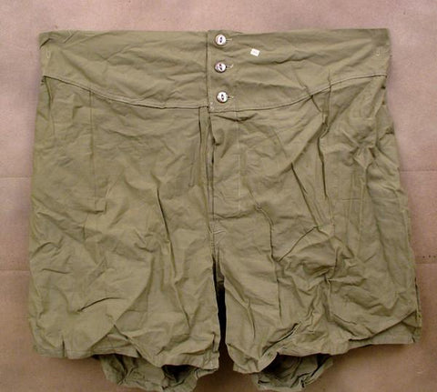 U.S WWII Dated Boxershorts: Original G.I. Issue