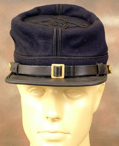 U.S. Civil War Officer Kepi: Union