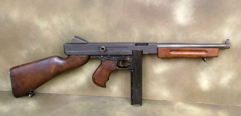 Original WW2 Thompson M1A1 Display SMG Original Items