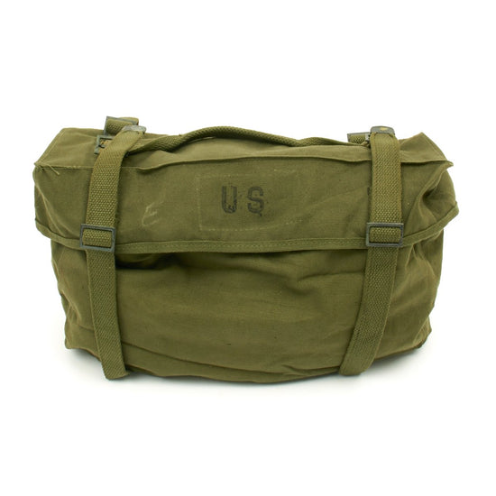 Original U.S. WWII M-1945 Cargo Field Pack - Lower Bag Original Items
