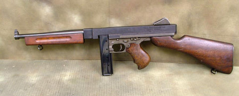 Thompson Rare Model M1 Display SMG: One Only