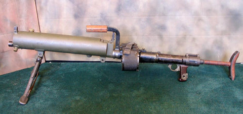 German MG 15 Water Cooled Display Machine Gun: One Only