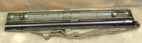 German MG 34 Barrel with Carrier: Original WWII (One Only) Original Items